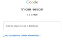 Gmail iniciar sesion correo electrónico