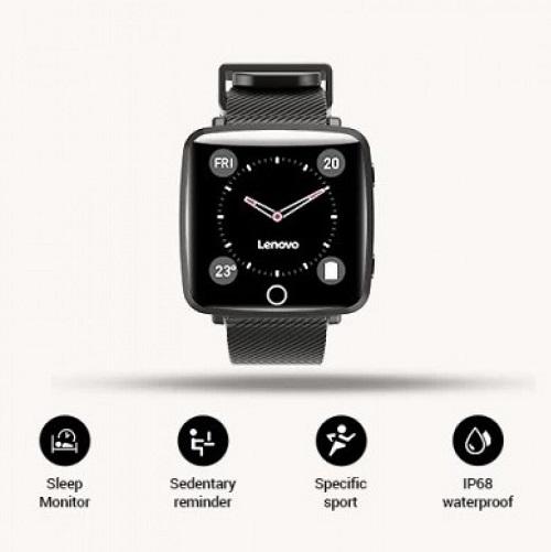 Lenovo Carme el smartwatch low cost de Lenovo que viene a por todas