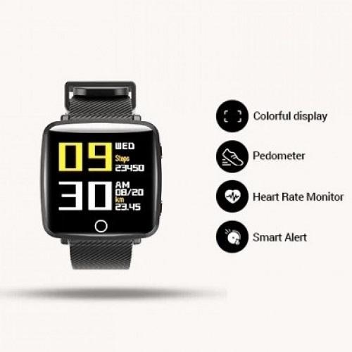 Lenovo lanza su smartwatch Carme para presionar a Xiaomi, Apple y Fitbit