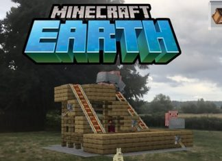 Minecraft Earth en iOS llegará en octubre con AR y multijugador