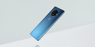 OnePlus 7T – Colores disponibles