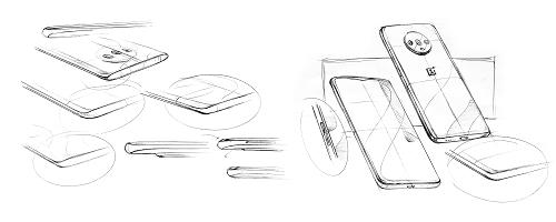 OnePlus 7T - Aspecto