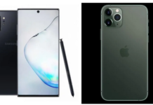 iPhone 11 Pro vs Galaxy Note 10 Plus