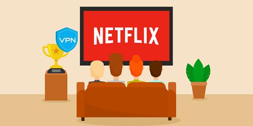 Adios al bloqueo de series gracias al uso de los servicios VPN en nuestro top
