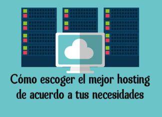 Elegir un hosting