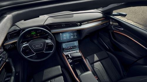 El Audi e-tron es totalmente electronico y perfecto para el sector salud en Noruega