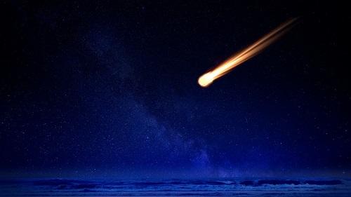 El meteoro no chocará contra la tierra este 3 de octubre