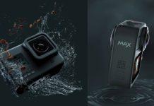 Han llegado finalmente las GoPro Hero 8 y GoPro MAX 360