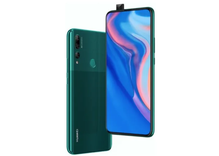 EMUI 10 - gama Huawei Y
