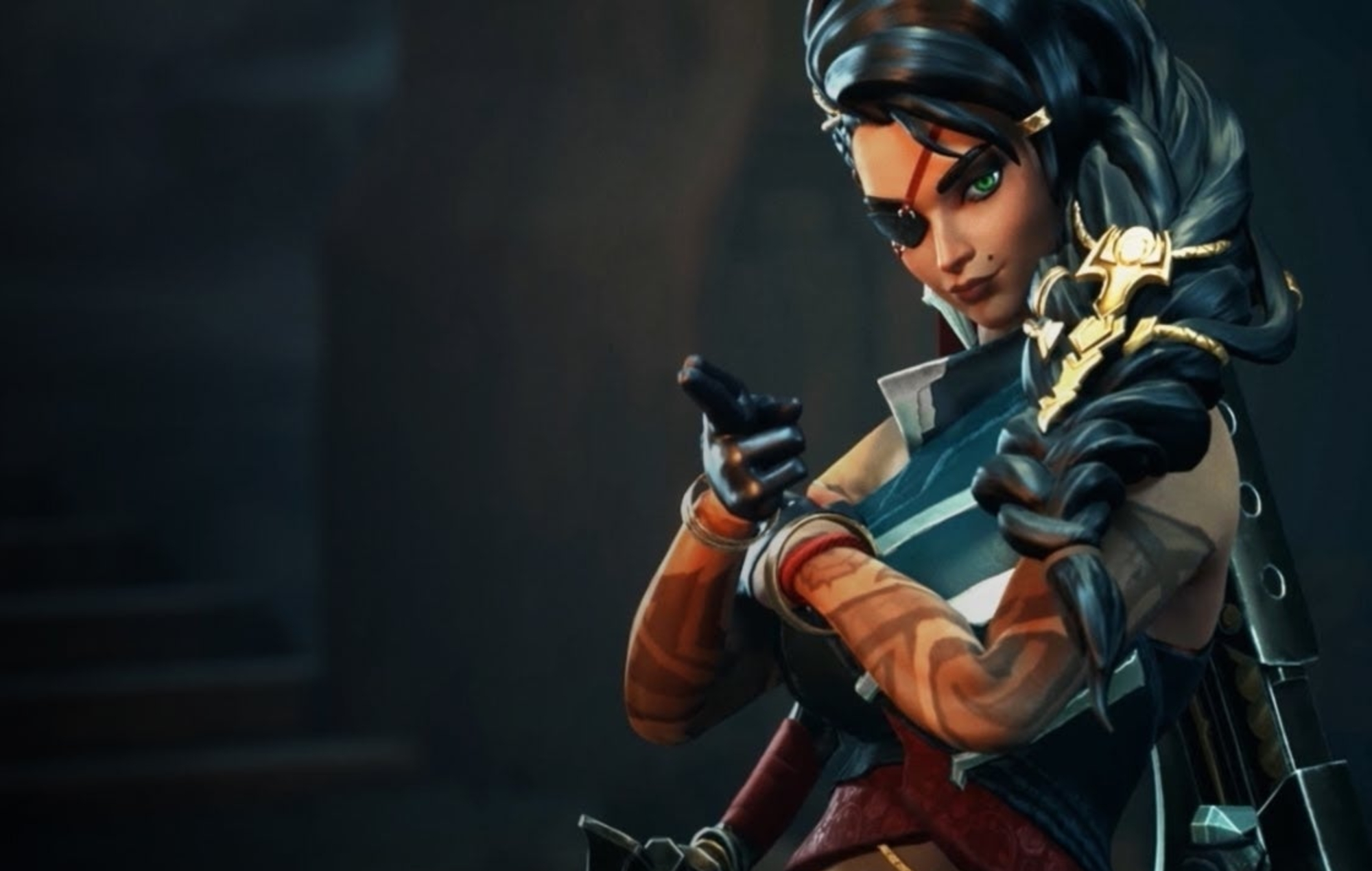 League of Legends presenta oficialmente a Samira la nueva campeona