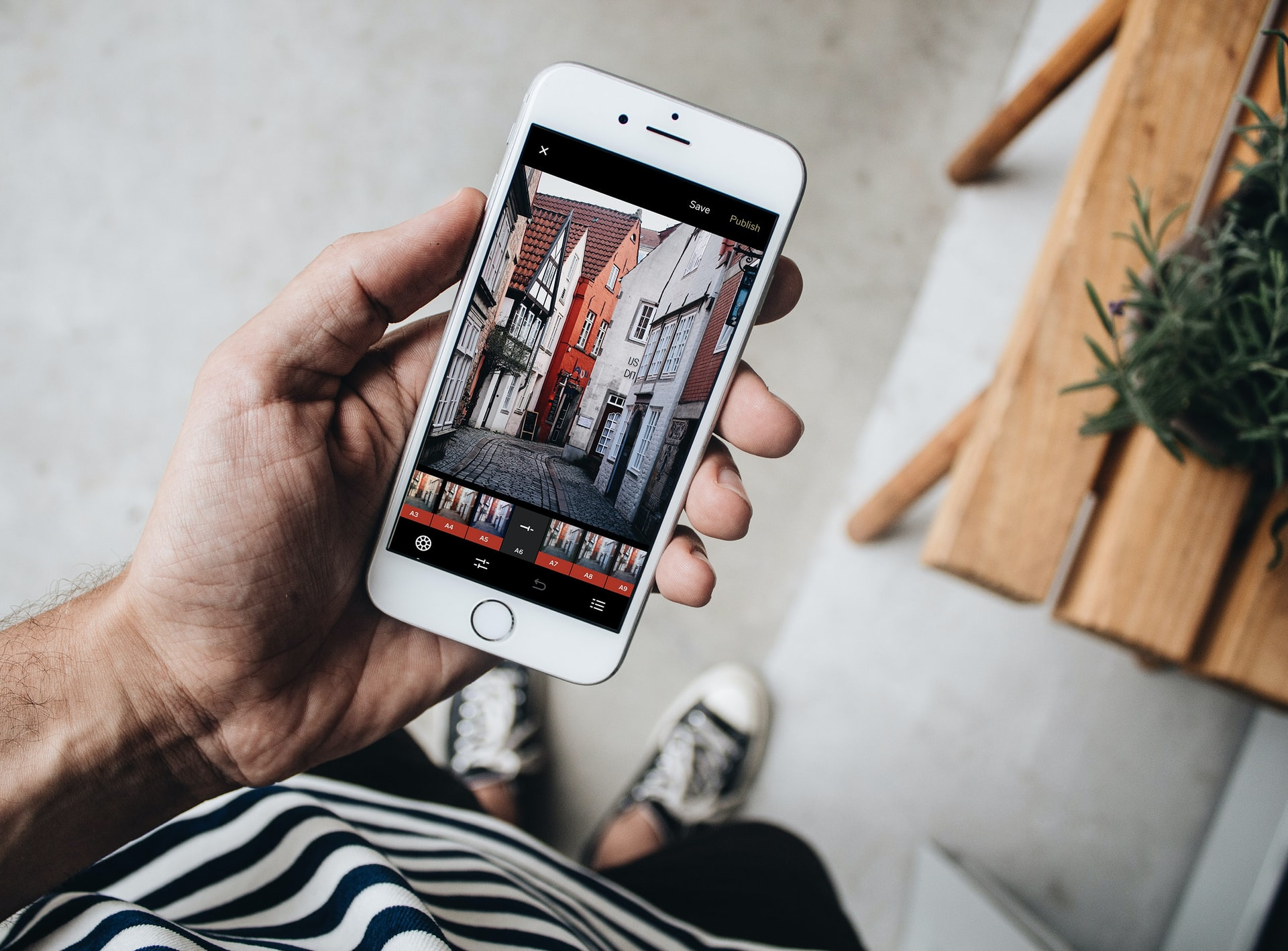 +7 app que te ayudaran a editar y personalizar tus fotos desde tu móvil