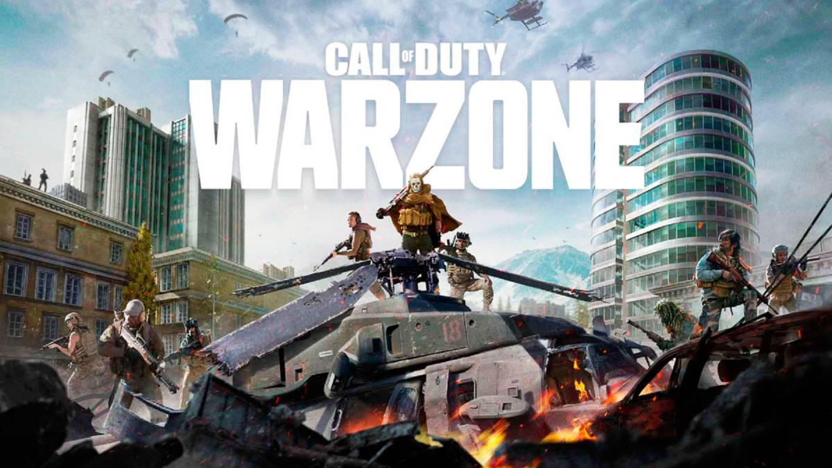 Los programadores de Call Of Duty Warzone cuentan con varias ideas para mostrar el tren en la temporada 5