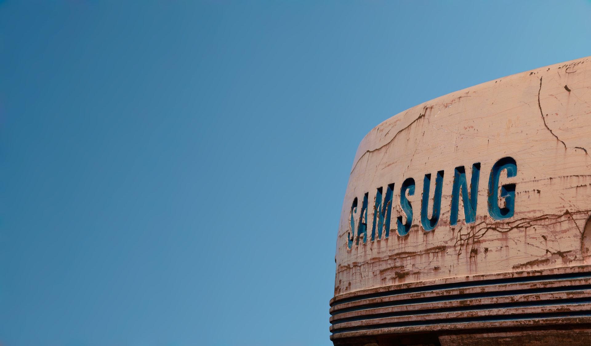 La nueva lavadora de Samsung usará inteligencia artificial para eliminar las confusiones de la ropa