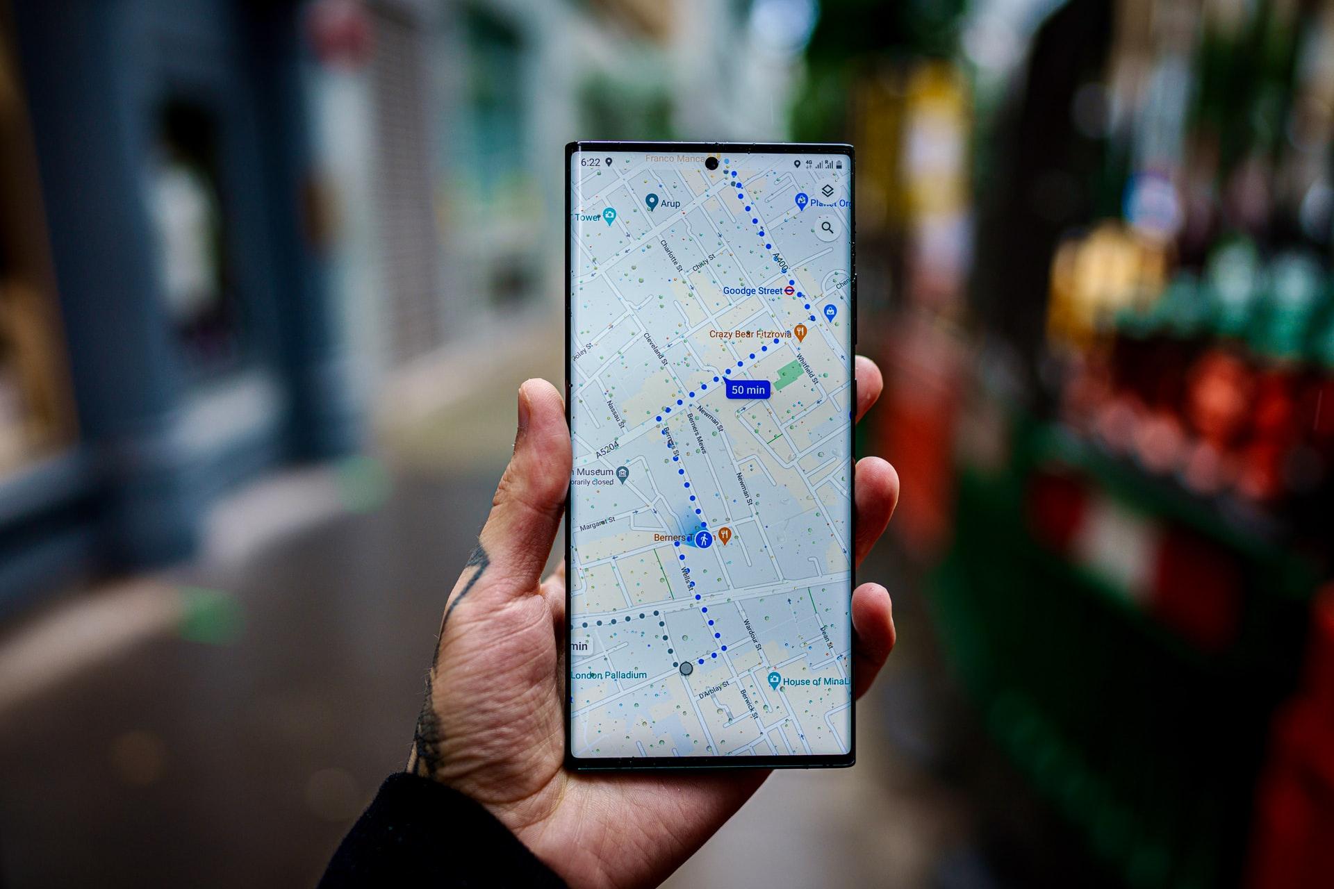 Google Maps obtiene una capa con información especializada del Covid-19