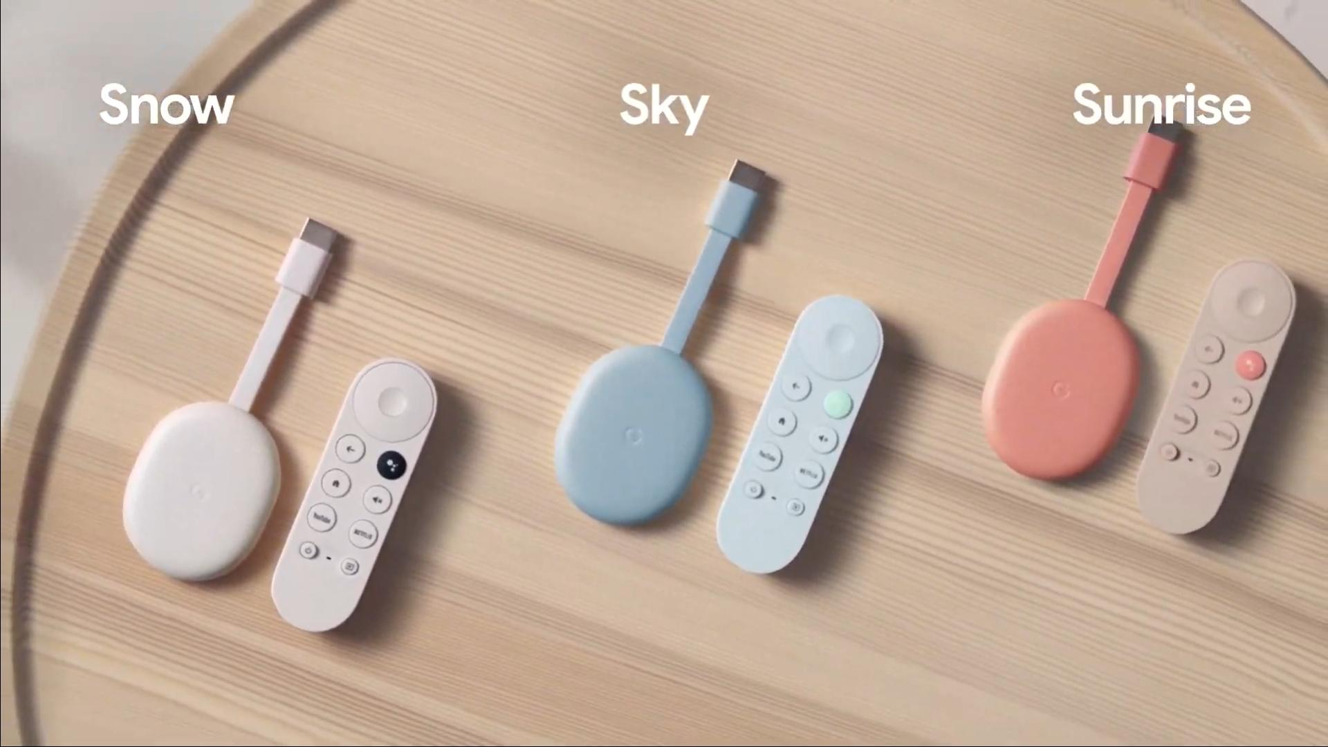 Google TV viene con estilo y un modo solo de aplicaciones que ordena de forma elegante la pantalla de inicio