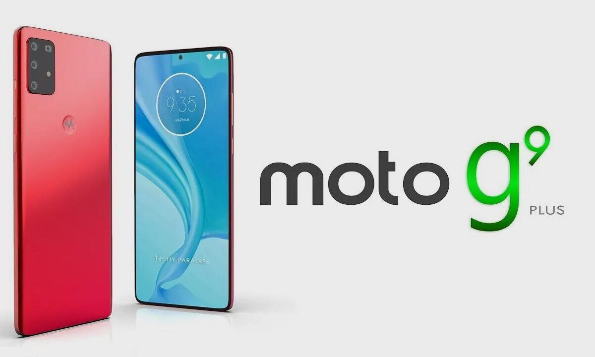 Motorola Moto G9 Plus sin nada que esconder: detalles de precio y características