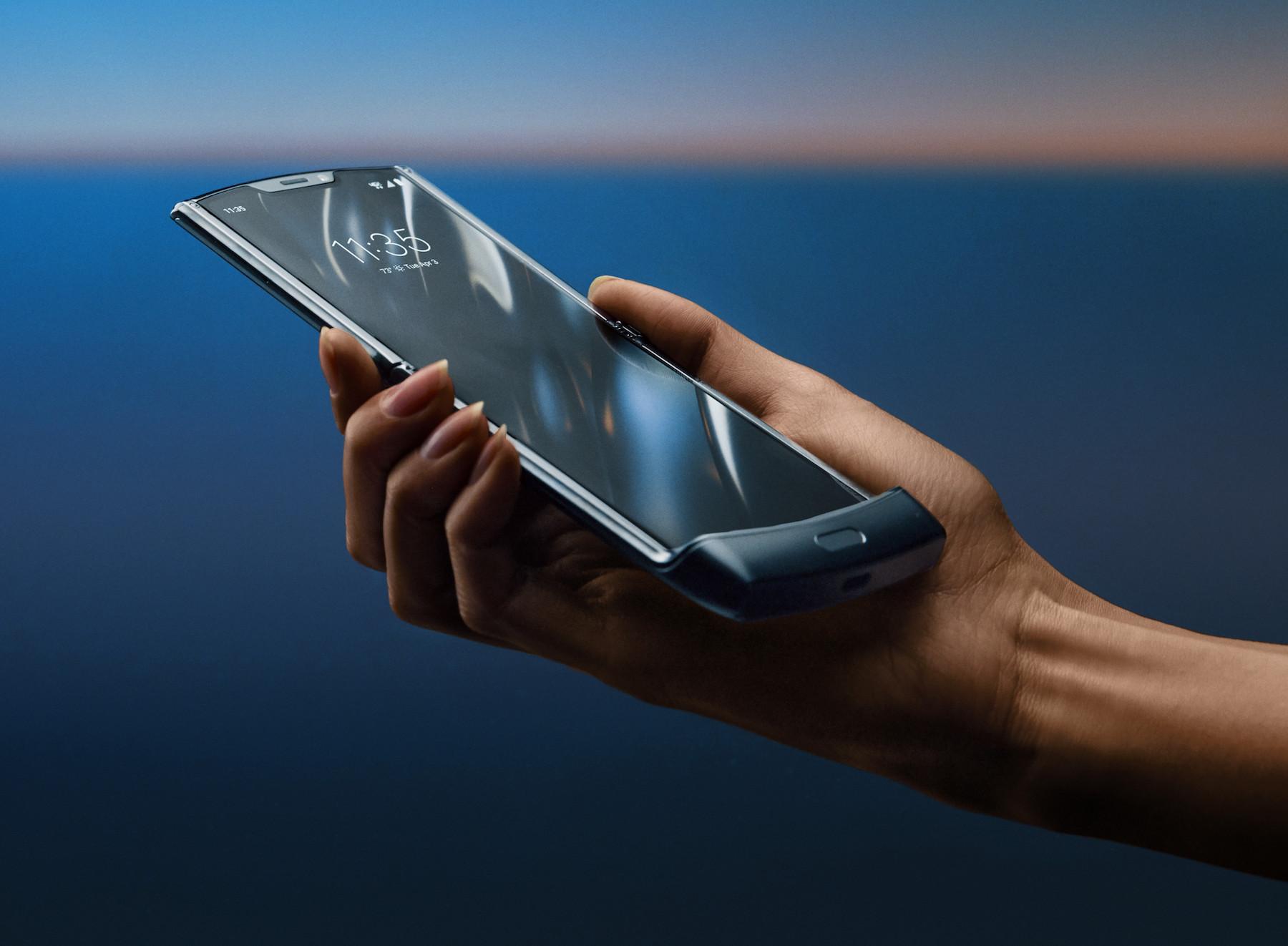 Motorola Razr 5G llega a EE.UU a un increíble precio