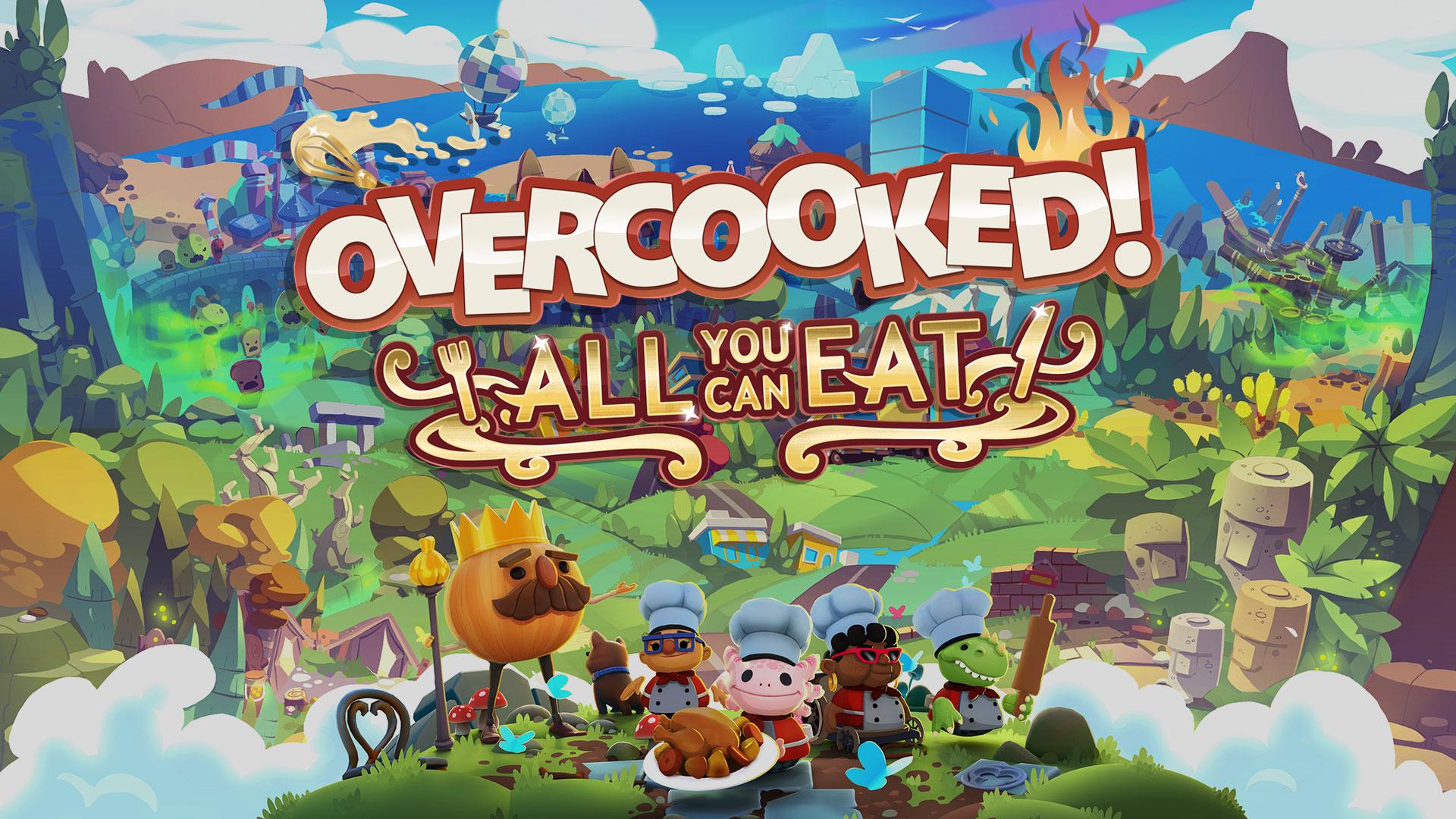 Overcooked: All You Can Eat está obteniendo nuevas funciones de accesibilidad