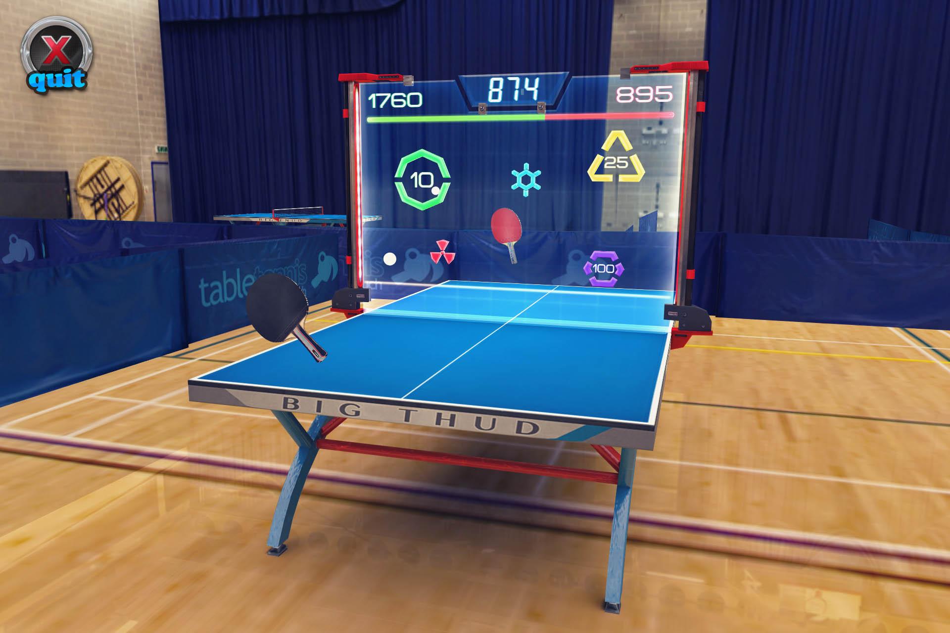 +7 juegos de Ping Pong para tu smartphone