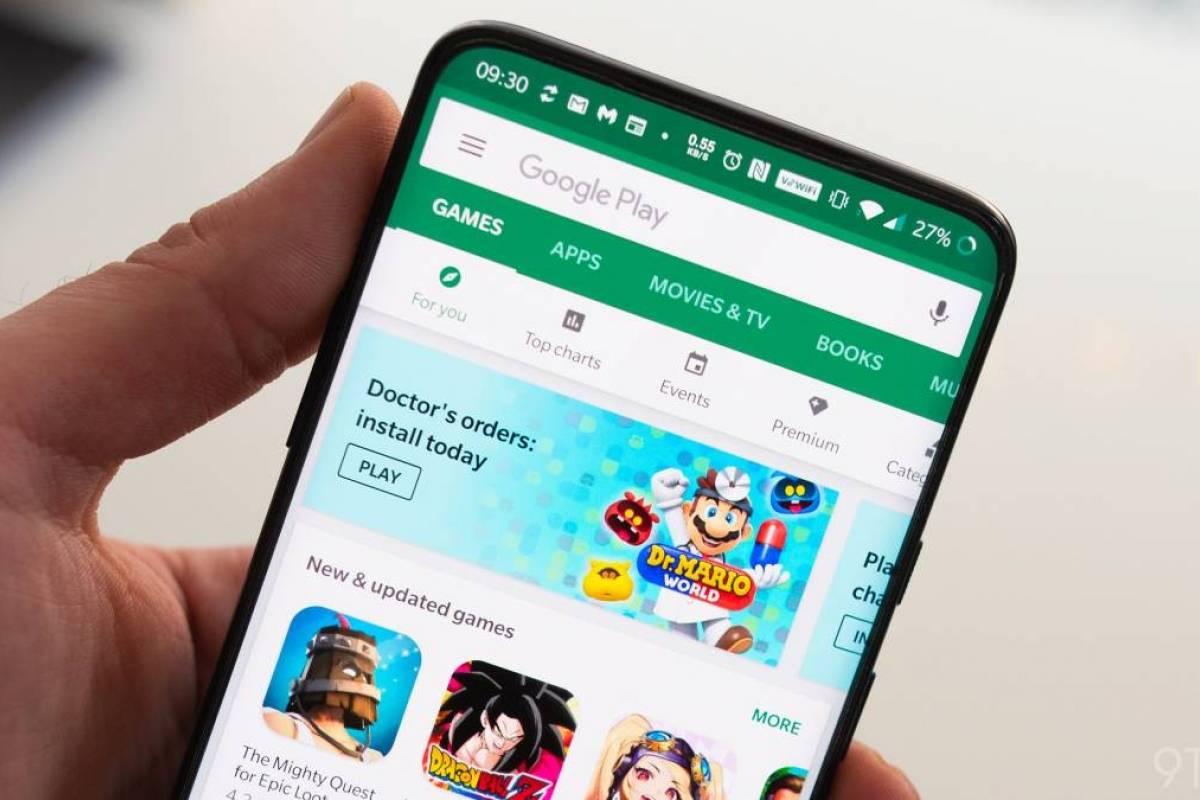 Cómo cambiar el país en Google Play Store
