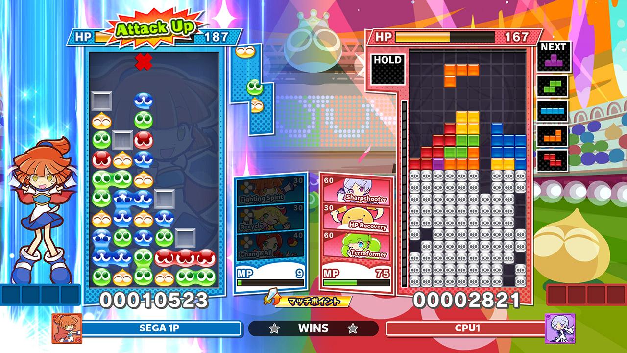 ¡Entérate! Nuevos detalles sobre el modo de aventura de Puyo Puyo Tetris 2