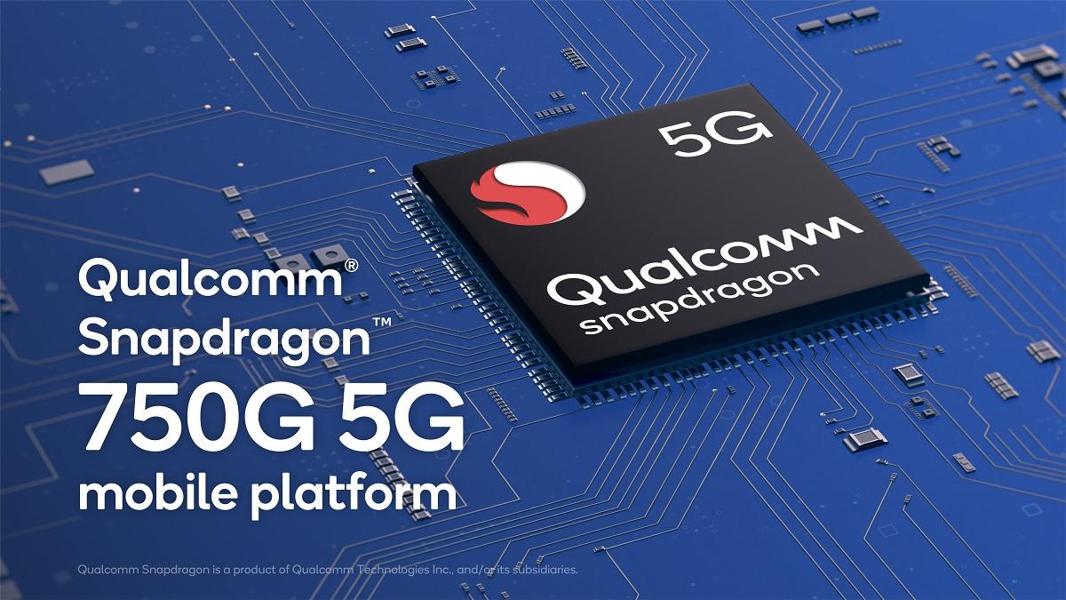 Qualcomm Snapdragon 750G el nuevo procesador gaming 5G enfocado en la gama media