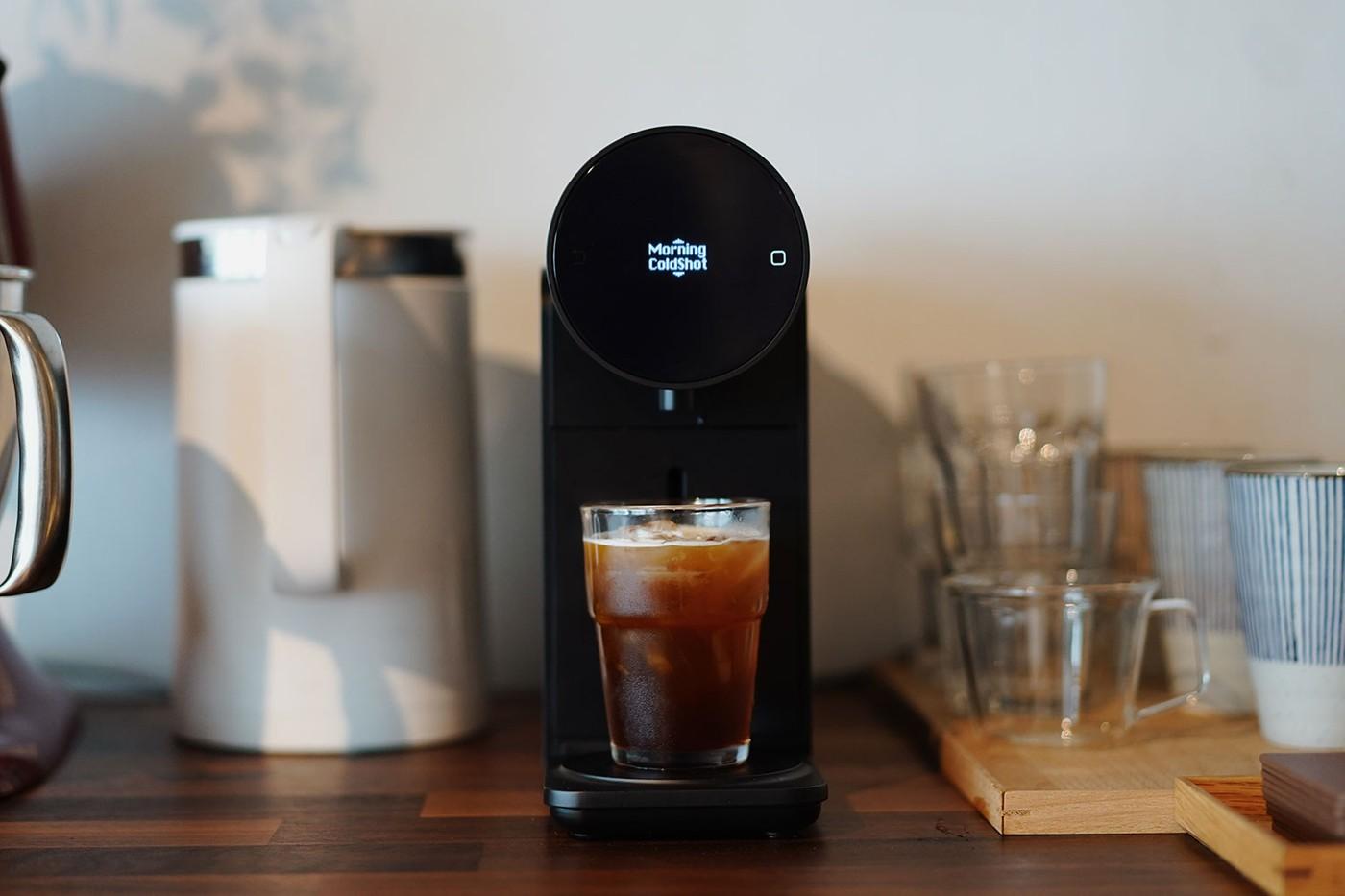 The Morning Machine una cafetera inteligente te hará lucir como todo un barista