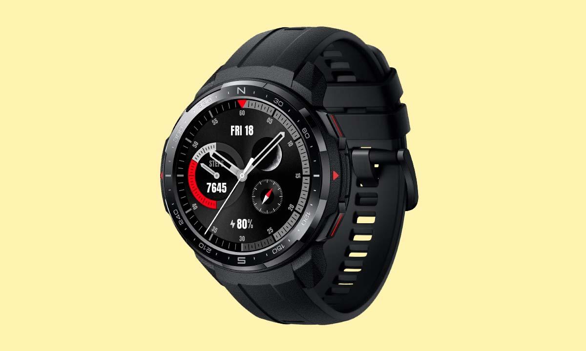 ¡Increíble! Reloj inteligente con batería que dura 25 días