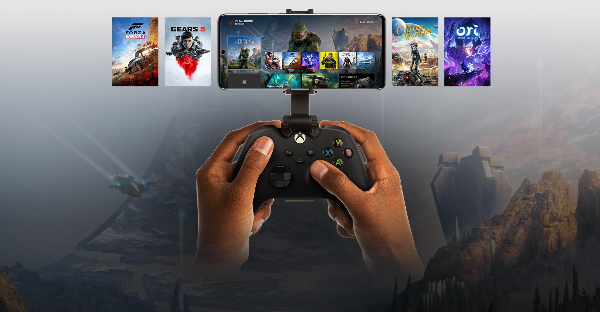Xbox Remote Play: la nueva versión que permite convertir en servidores de juegos para Android