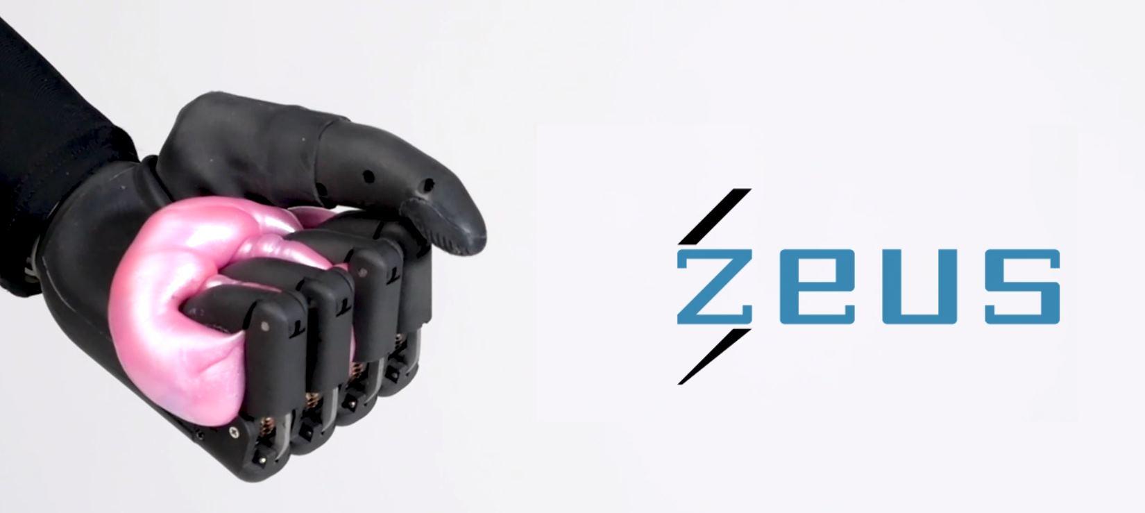 Zeus, la prótesis más avanzada diseñada hasta ahora
