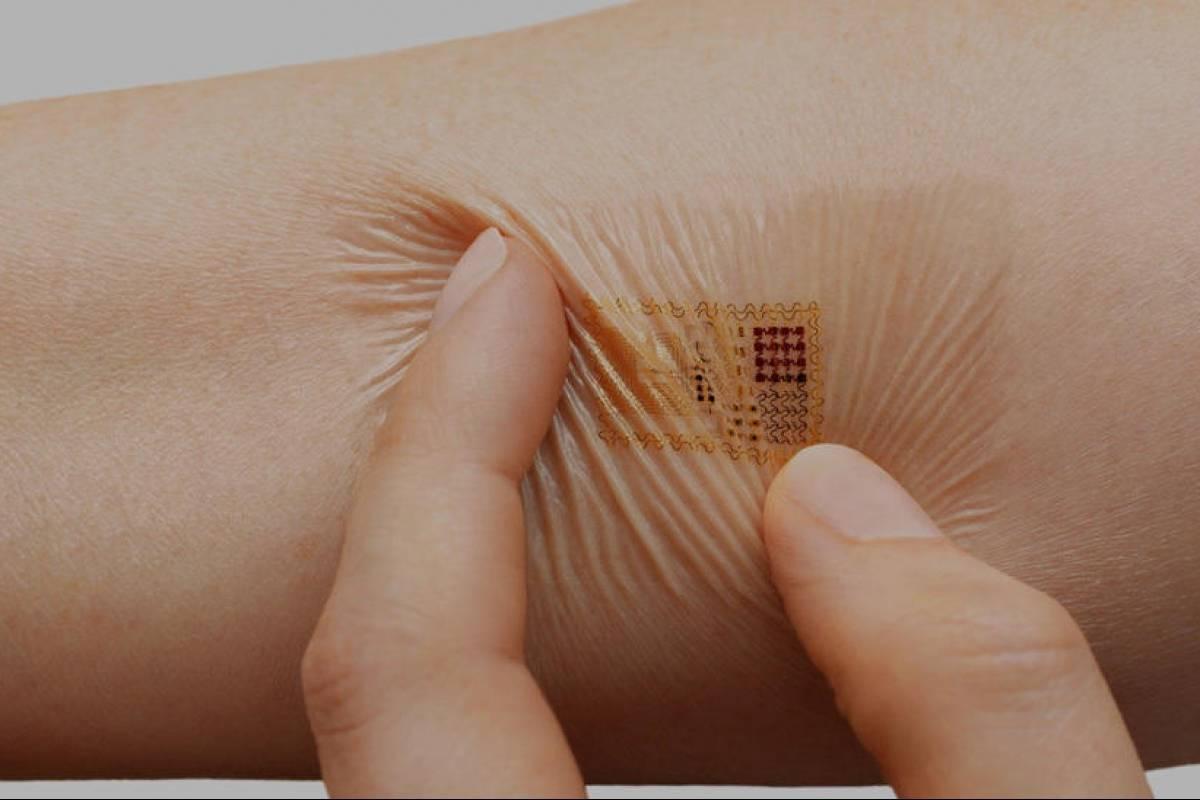 ¡Fantástico! Desarrollan una piel electrónica capaz de reaccionar al dolor como los humanos