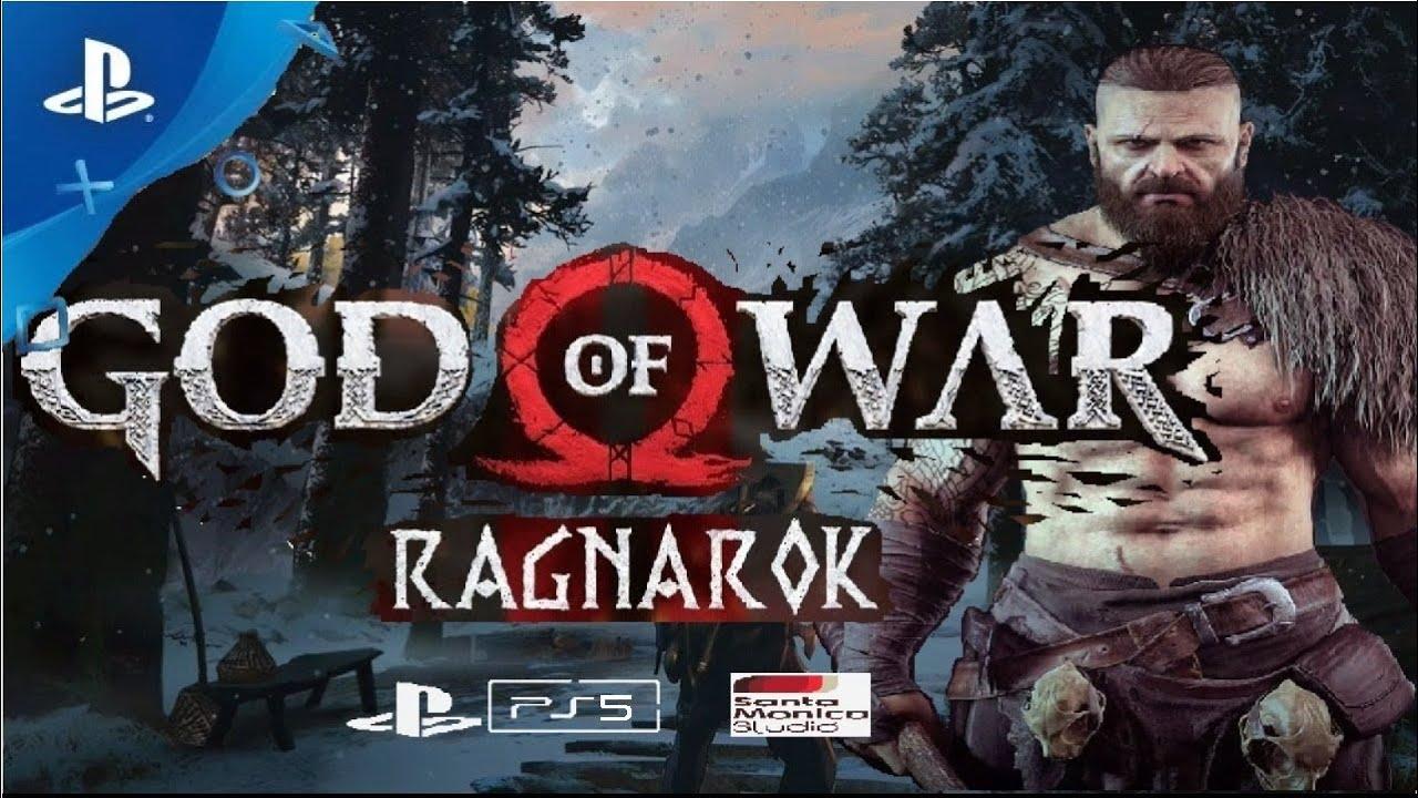 God of War 2 es oficial y se llama God of War: Ragnarok