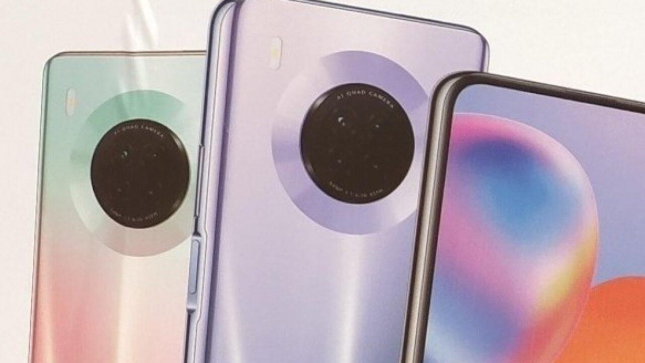 Un nuevo móvil con cámara motorizada llega de la mano de Huawei