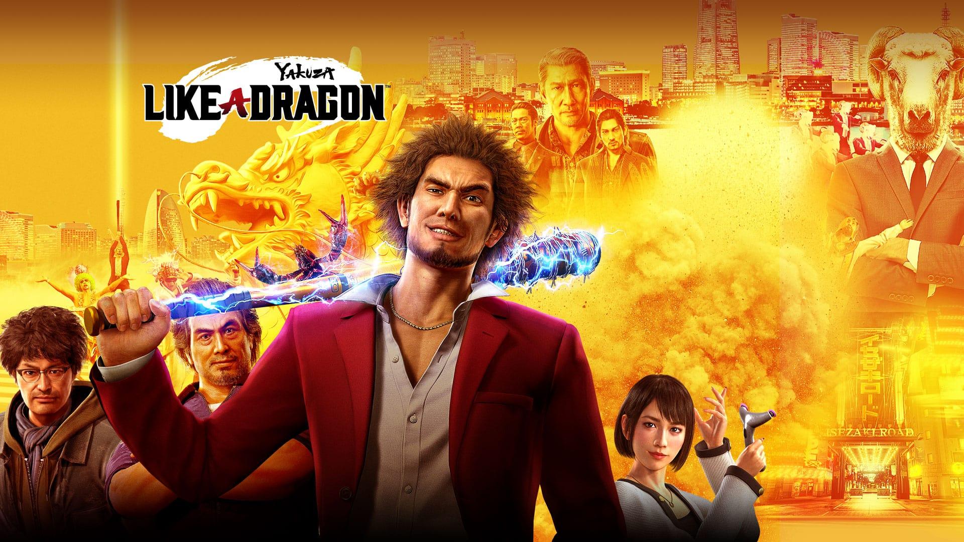 Yakuza: Like a Dragon saldrá unos días antes de lo esperado