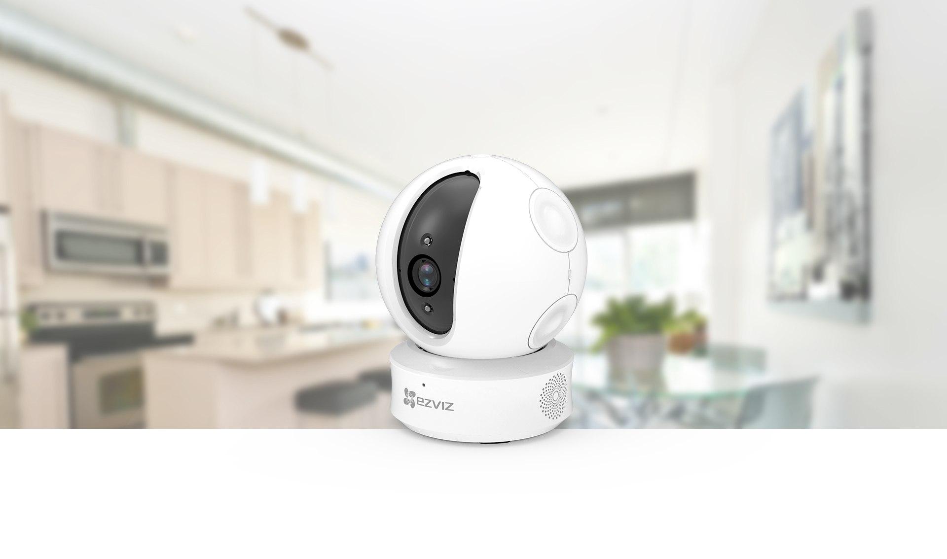 Ezviz, cámara WiFi de seguridad en oferta en España ¡Consíguela ya!
