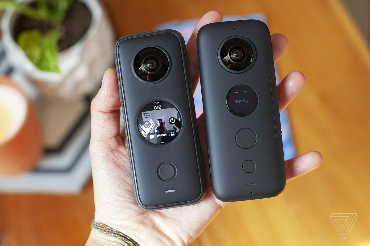 Conoce la nueva Insta360 One X2 una cámara de acción de 360º