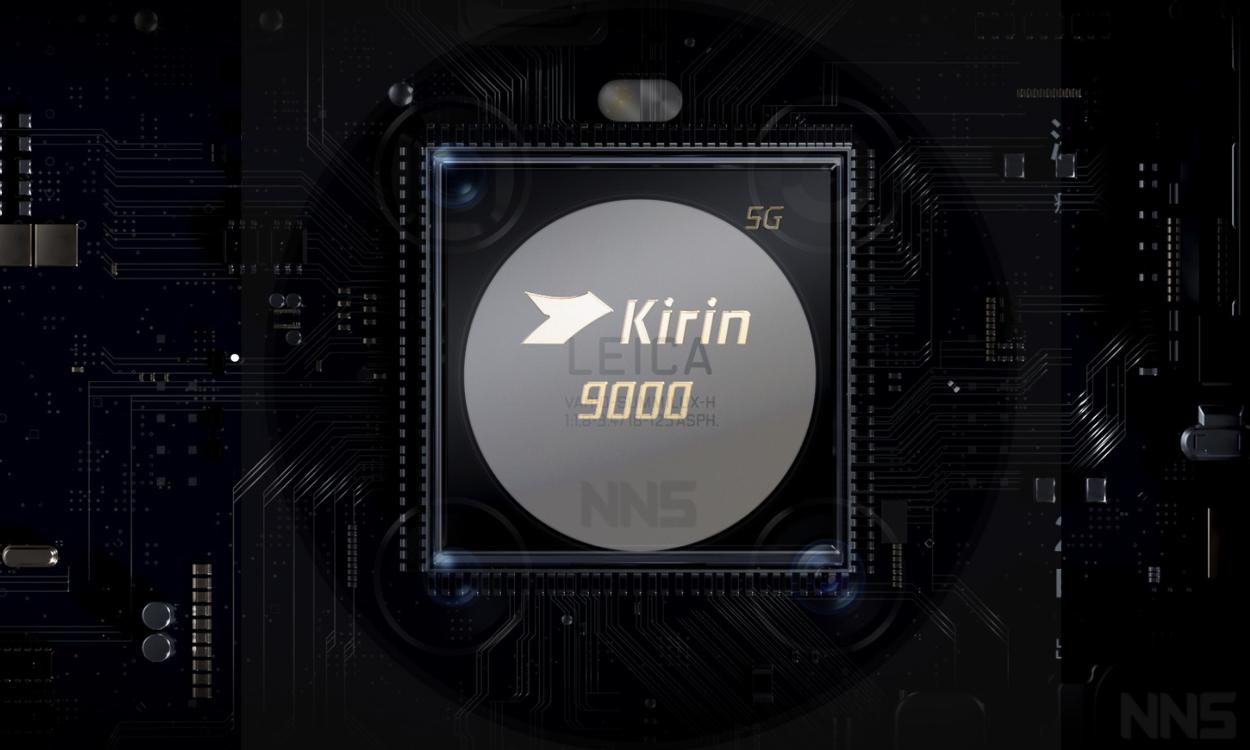 ¡Enterate! Huawei ha presentado un nuevo procesador Kirin 9000, un chip de 5 nm diminuto y eficiente con 5G incorporado