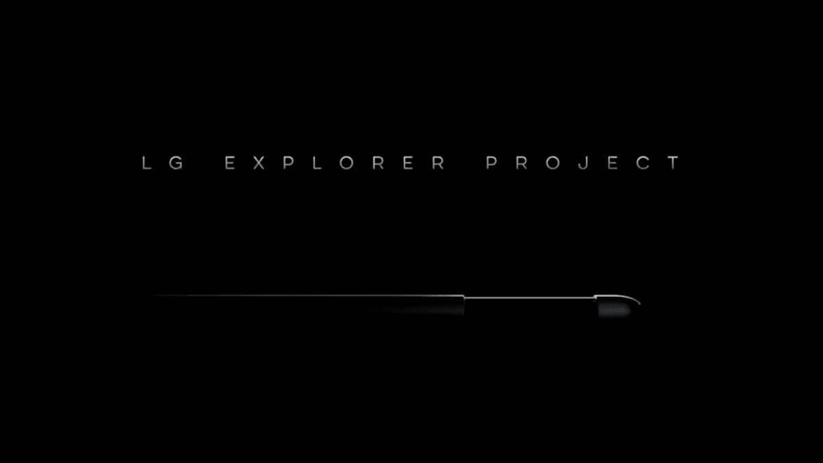 LG presenta un teaser de su más reciente dispositivo con pantalla enrollable