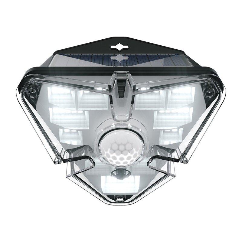 Baseus presenta una luz solar para alumbrar exteriores