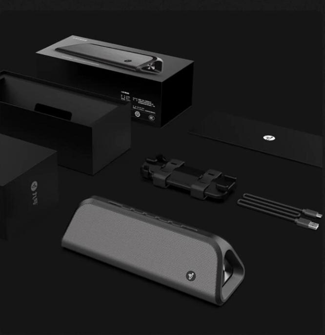 Ninebot BT2928, el primer altavoz bluetooth compatible con los patinetes de Xiaomi