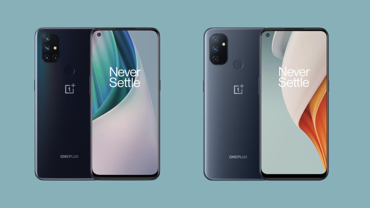 OnePlus Nord N10 y N100 son los primeros teléfonos de la marca con soporte para tarjetas SD