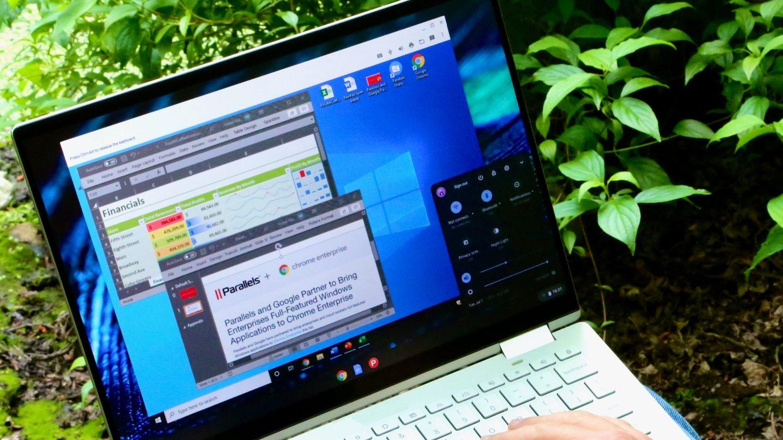 Google y Parallels ahora permiten a los usuarios empresariales ejecutar Windows en Chromebooks