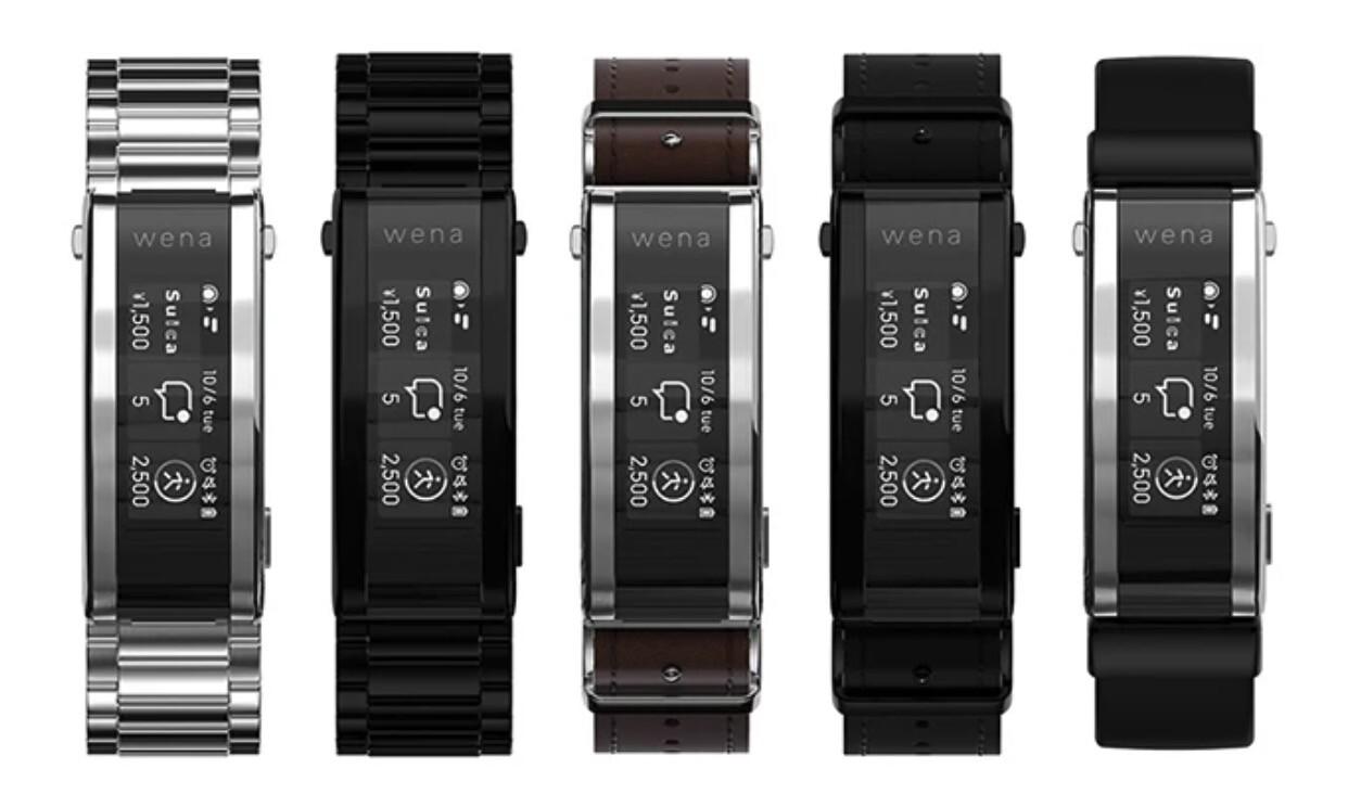 Wena 3 Smart Band: las nuevas correas inteligentes de Sony ideales para cualquier reloj