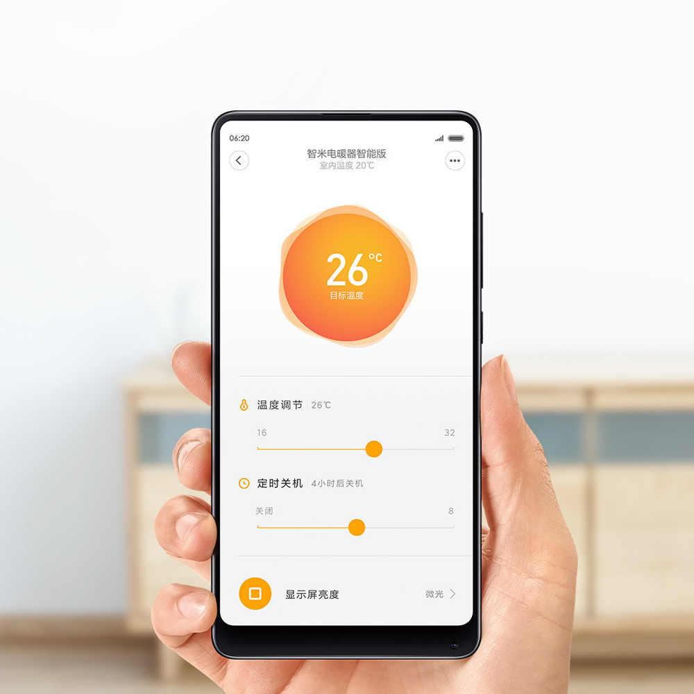 Ya no fases más frío Xiaomi nos presenta el nuevo calefactor inteligente vertical