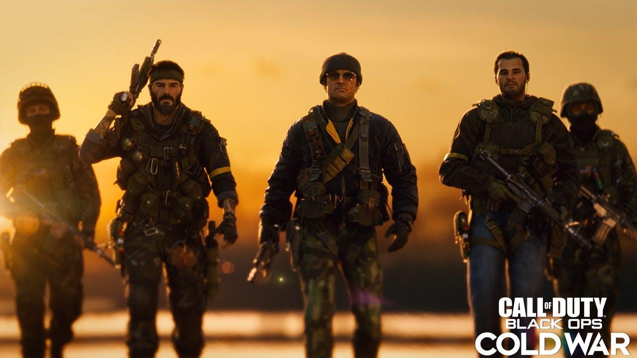 Call of Duty: Black Ops - Cold War nos presenta un nuevo tráiler