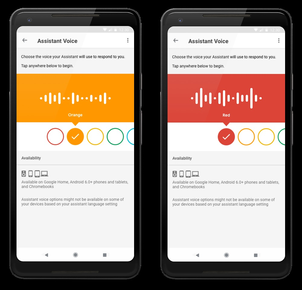 Te enseñaos cómo cambiar la voz de Google Assistant de masculino a femenino