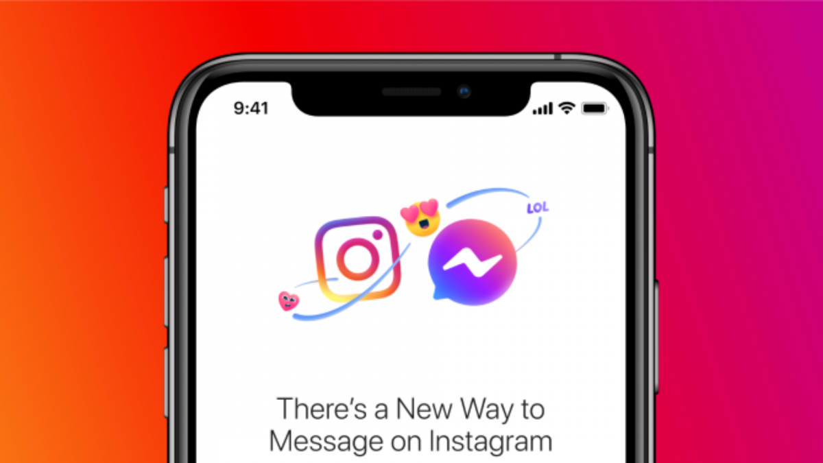Facebook permite las comunicaciones con usuarios de Instagram