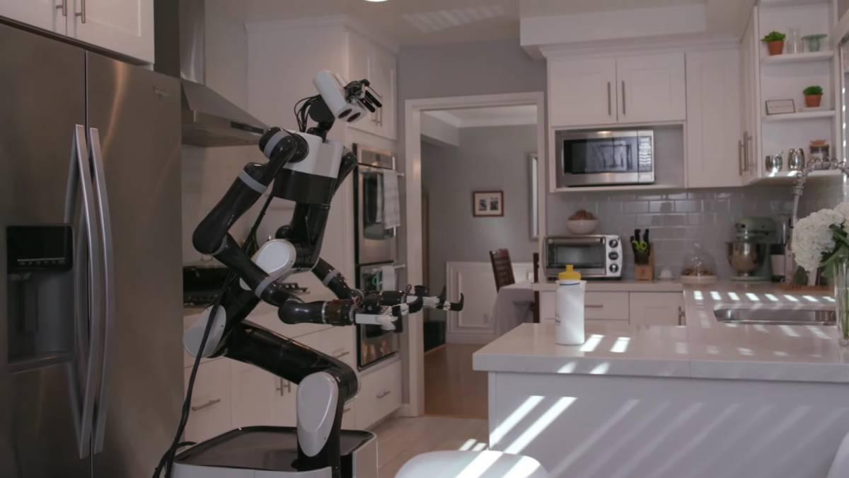 Toyota presenta su nuevo robot mayordomo futuro de la robótica doméstica