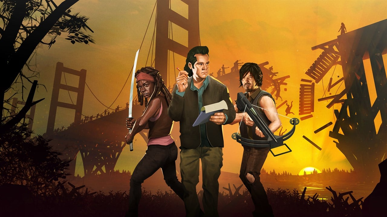 ¡Lo nuevo! Bridge Constructor: The Walking Dead ya disponible para Android