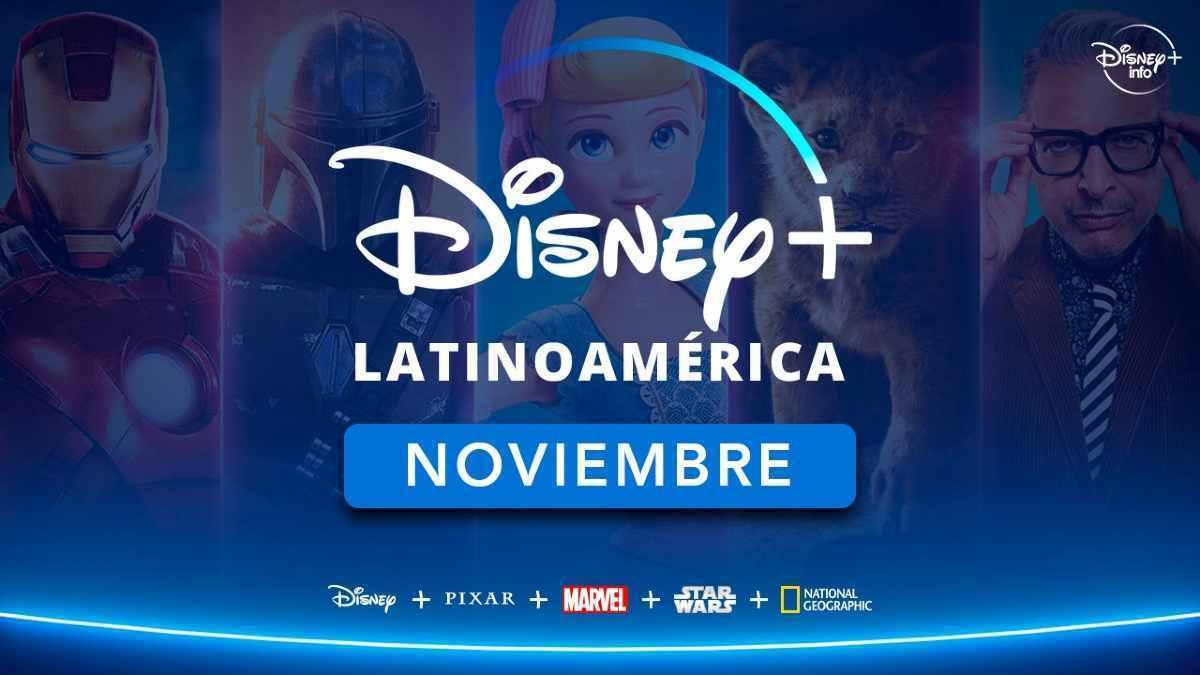 ¡Entérate! Disney+ llega a Latinoamérica, te contamos todo los que necesitas saber